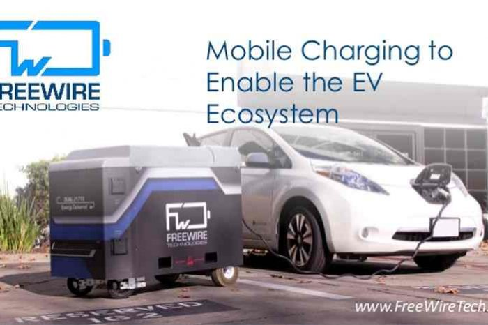 FreeWire raises $15 million to support the commercialization of charging and mobile on-site power technologies for electric vehicles