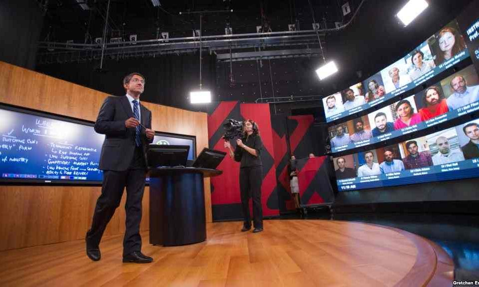 Harvard Business School's online initiative HBX, launches
