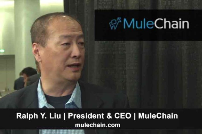 Blockchain P2P logistics startup MuleChain launches crowdfunding campaign on StartEngine platform to transform logistics industry
