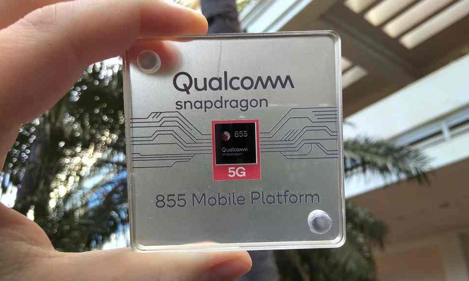 Qualcomm launches Snapdragon 855, the world's first