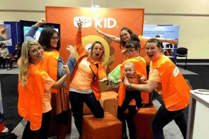 China-based online education tech startup company VIPKid partners with City of Chicago to enhance Mandarin Language Programming at Chicago Public Schools