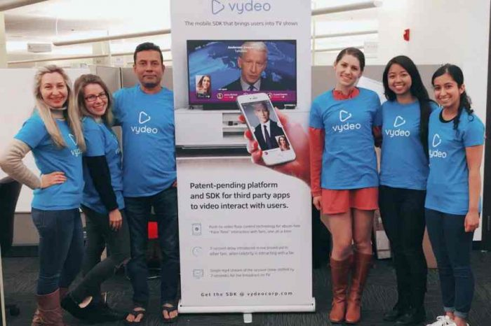 Silicon Valley startup Vydeo launches realtime live streaming platform