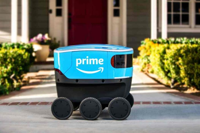 Amazon launches new autonomous self-delivery device called Scout