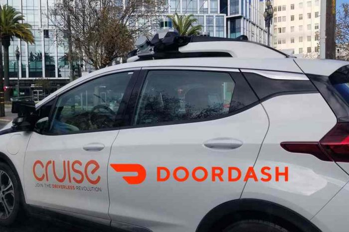 GM's Cruise partners with DoorDash to test autonomous food delivery in select cities