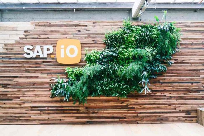 Software giant SAP launches SAP.iO No Boundaries initiative to fund and incubate startups led by women and minorities