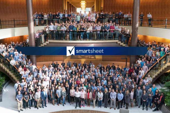 Smartsheet acquires creative production platform Slope tosolidify its leadership position in the collaborative work management market