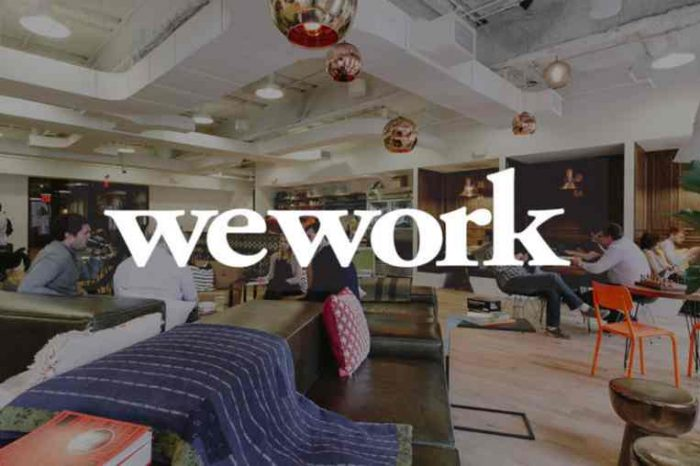 Unicorn startup WeWork secures $5 billion in new financing package with SoftBank taking 80% ownership of the company