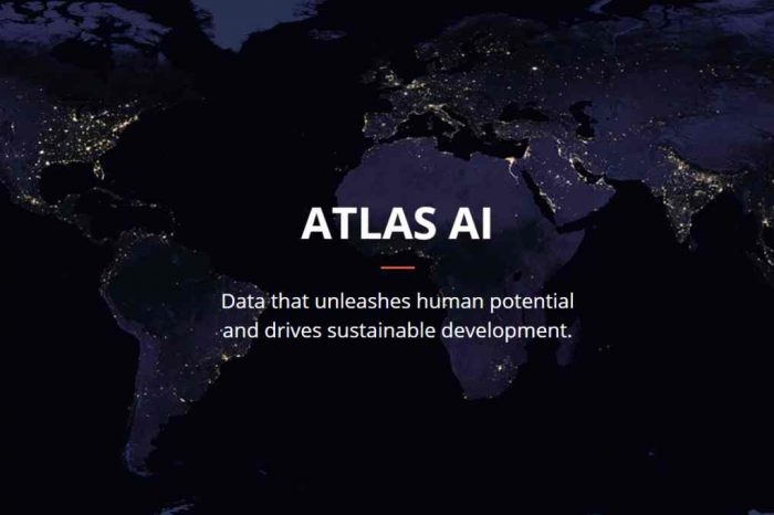 The Rockefeller Foundation partners with Stanford University to launch Atlas AI, a new startup to generate actionable intelligence on global development challenges