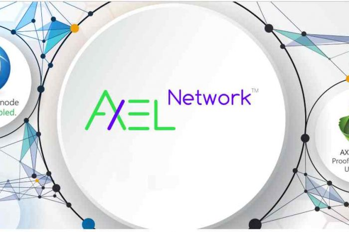 AXEL launches AXEL.Network, a global decentralized and distributed platform to make data privacy and data custody a priority for everyone