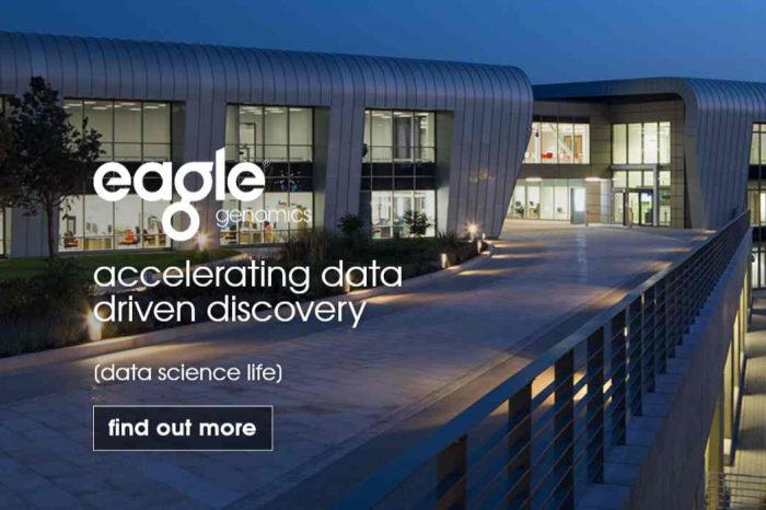 Eagle Genomics selected to join Microsoft AI Factory at Station F in Paris