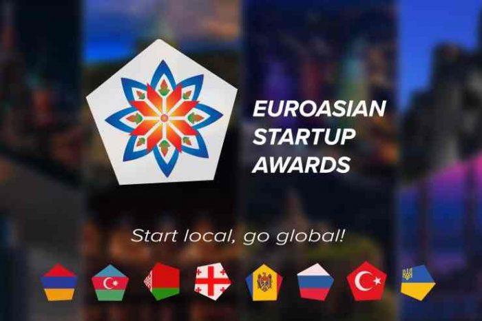 Nomination for EuroAsian Startup Awards is open