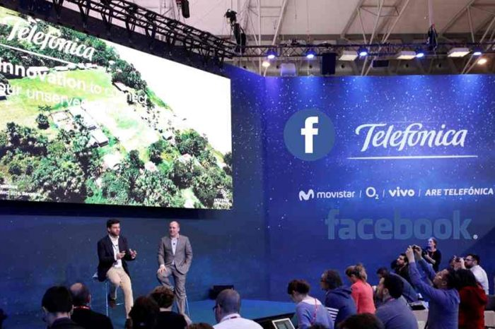 Facebook partners with Telefonica, others,to extend rural connectivity and bring internet accessto more people