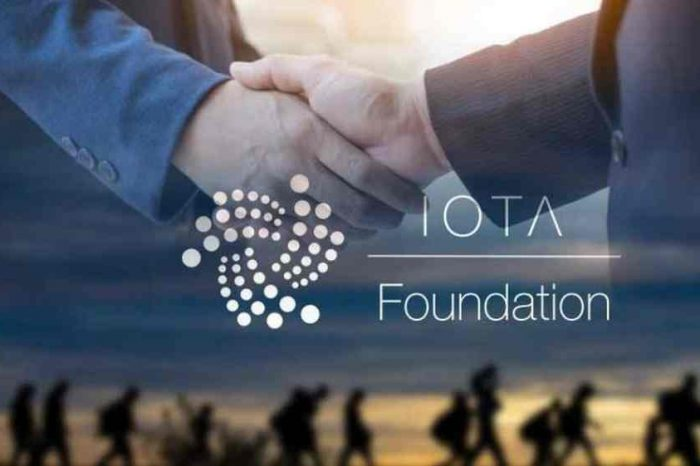 IOTA Foundation partners with incubators Cofoundery, Nova, to fund startups using blockchain