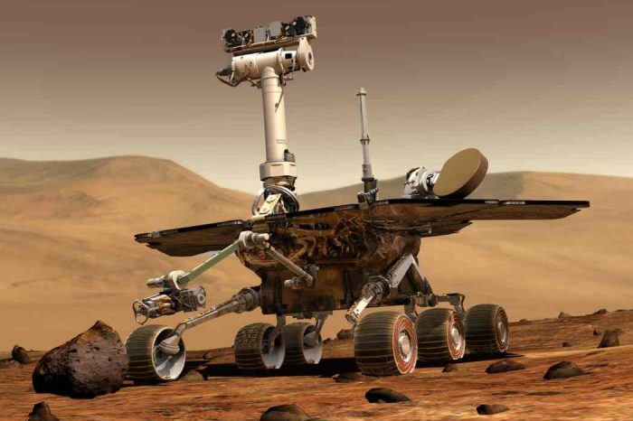NASA's Record-Setting Opportunity Rover Mission on Mars Comes to End