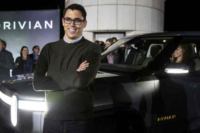 Amazon leads $700 million investment in electric truck startup Rivian