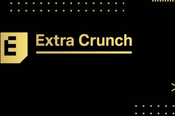 TechCrunch launches Extra Crunch, a paid premium subscription product offering