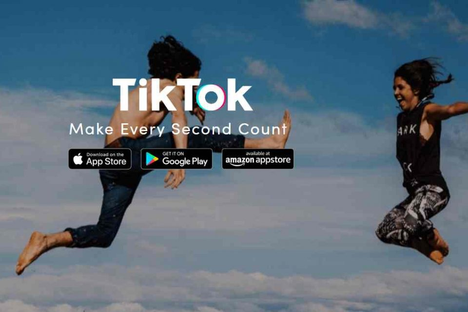 Social app TikTok bans paid political ads