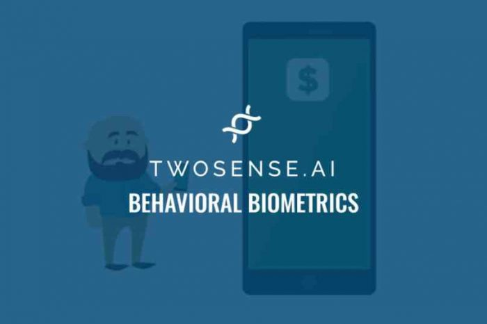 Pentagon selected TWOSENSE.AI to deploy deep neural networks for continuous multifactor authentication using behavioral biometrics