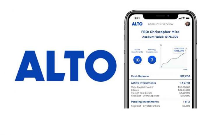 Alto raises $2.8 million seed round to help individual investors diversify and add alternative assets to their IRAs