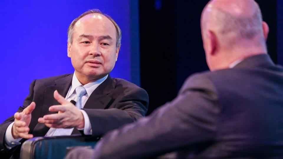"""Softbank founder and CEO Masayoshi Son lost $130 million on Bitcoin because he """"doesn't understand"""" how cryptocurrency works"""