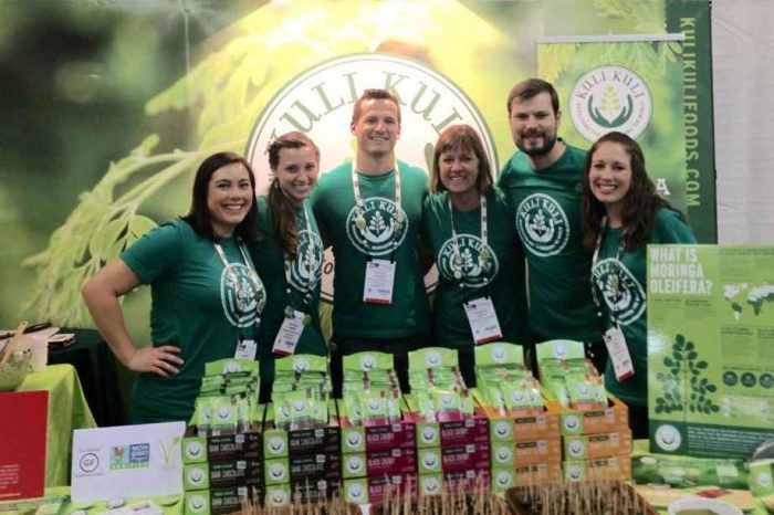 Griffith Foods and Kellogg led a $5 million Series B investment in organic food startup Kuli Kuli to bring the nutritional power of Moringa to every household