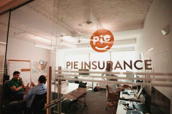 Insurtech startup Pie Insurance secures $45 million in Series B to provide workers' compensation insurance for small businesses