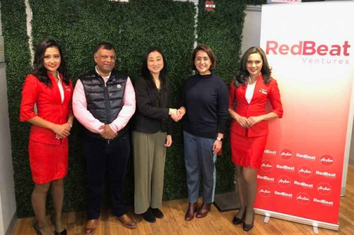 AirAsia's RedBeat Ventures partners with 500 Startups tolaunch a $60 million global venture capital fund