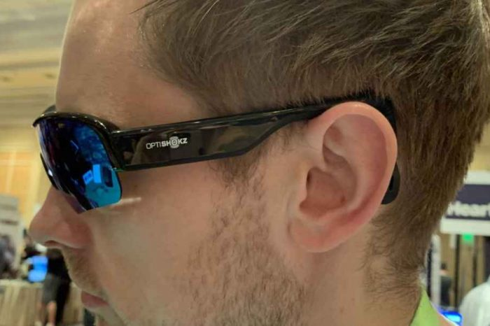 Meet OptiShokz Revvez: The Bone Conduction Audio Sunglasses