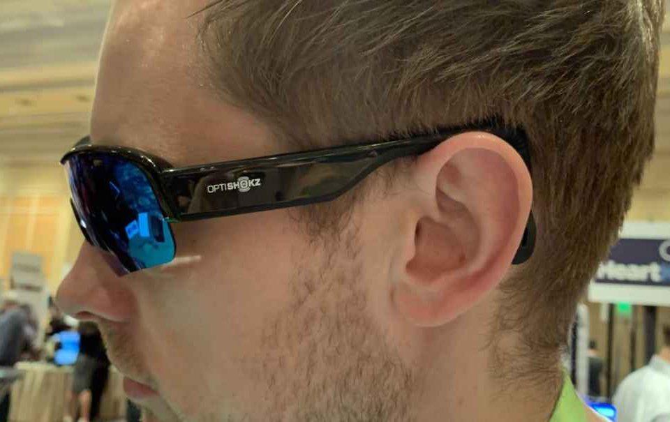 Meet OptiShokz Revvez: The Bone Conduction Audio Sunglasses