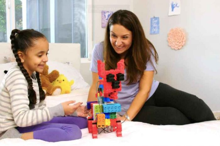 Robobricks Brings Imaginative and Magical Play to Coding and Robotics