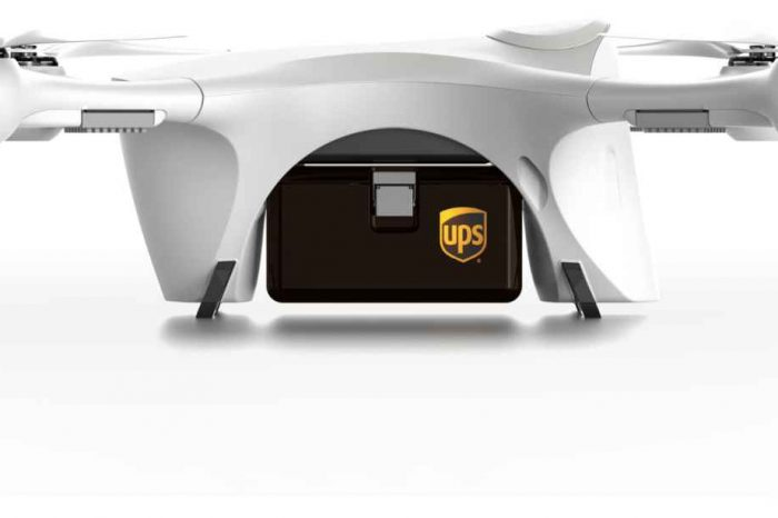 UPS partners with drone startup Matternet to transport medical samples via drone across hospital
