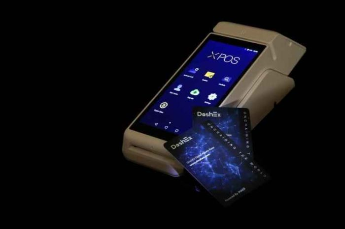 DoshEX partners with Pundi X to bring PoS crypto card machines to South Africa