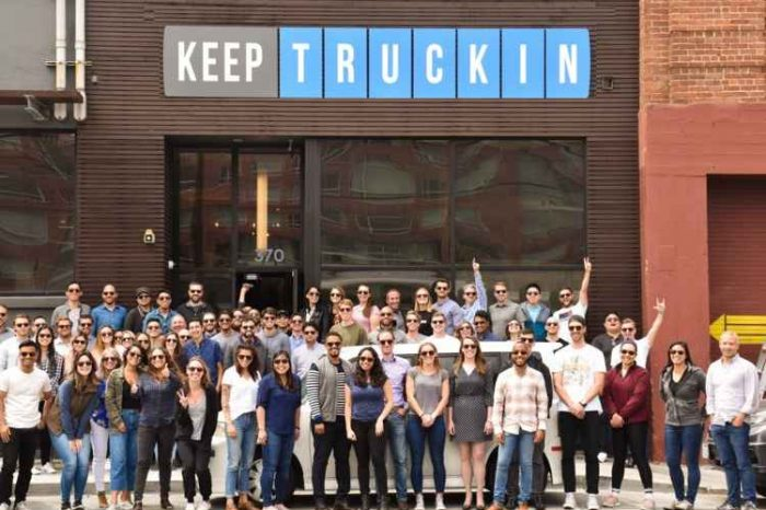 KeepTruckin raises a massive $149 million Series D funding to serve and disrupt the $740 billion trucking industry