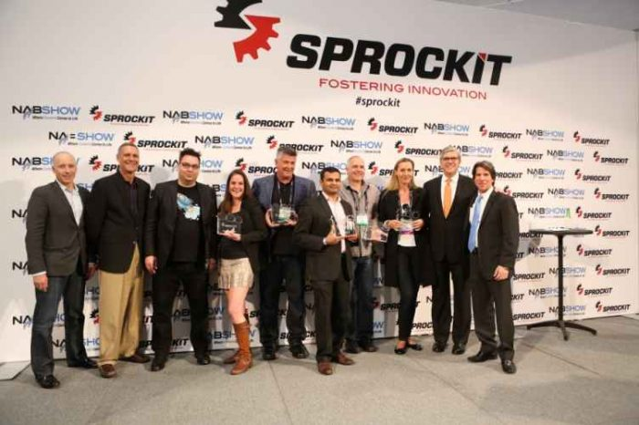SPROCKIT raises over $1 billion in funding, unveils final selection of startups at the 2019 NAB Show