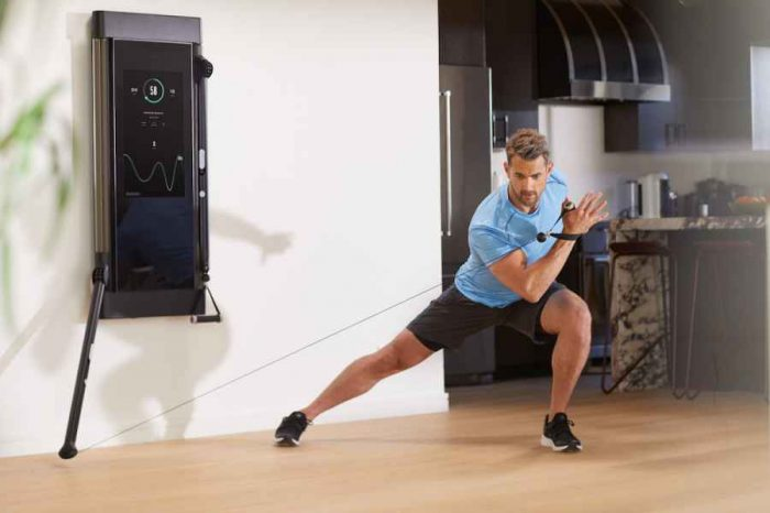 Fitness startupTonal secures $45 million Series C to disrupt the connected-fitness market