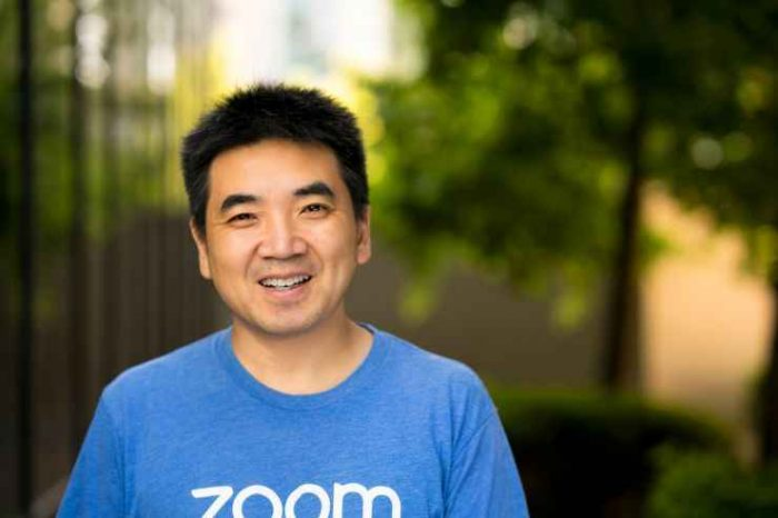 This startup founder emigrated from China 22 years ago, spoke little English, and now he's worth almost $3 billion
