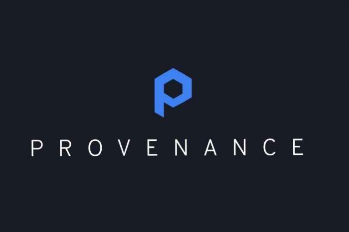 Blockchain startup Provenance.io raises $20 million in security token offering to fuel expansion and R&D