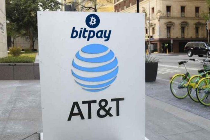 AT&T Becomes The First Mobile Carrier to Accept Cryptocurrency Payments