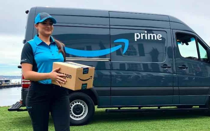 Amazon will pay employees $10,000 to quit and start their own package-delivery startup business
