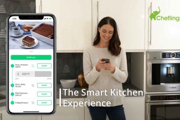Culinary tech startup Chefling receives Series A funding to fuel development of its AI-driven end-to-end kitchen assistant