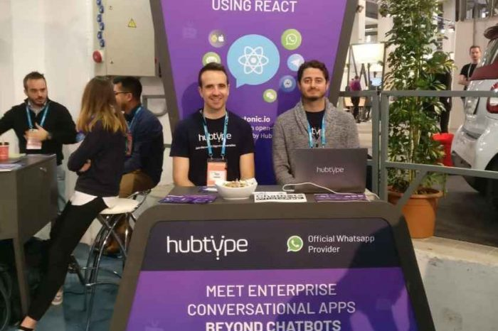 Hubtype raises $1.12 million in seed funding to disrupt conversational messaging industry