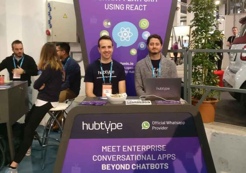 Hubtype raises $1 12 million in seed funding to disrupt