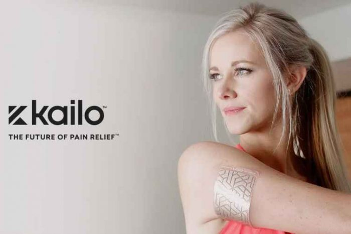 Kailo Labs launches the world's first nanotech bio-antenna for pain relief