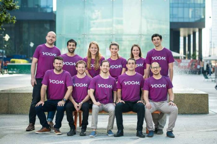 VOOM emerges from stealth with $5 million in funding to provide the world's first on-demand mobility vehicle insurance for e-rides and drones