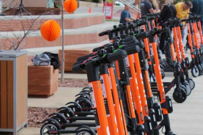 Zagster and Spin, the e-scooter startup backed by Ford Motors, launch scooter sharing program in Albuquerque