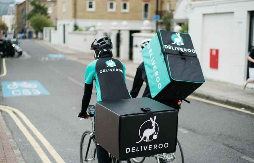 United Kingdom regulator: Amazon's investment in Deliveroo raises & # 39; serious competition concerns & # 39