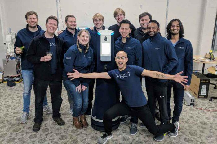 Cobalt Robotics raises$35 million to expand its indoor robots designed to work alongside human guards