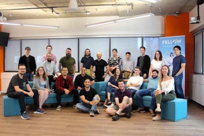 Fellow.app raises $6.5 million in seed funding to build employee management software designed to offer personalized recommendations to fuel team's growth