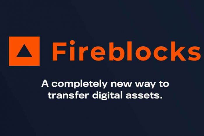 Fireblocks emerges from stealth with $16 million in funding tosecurely transition digital assets to blockchain
