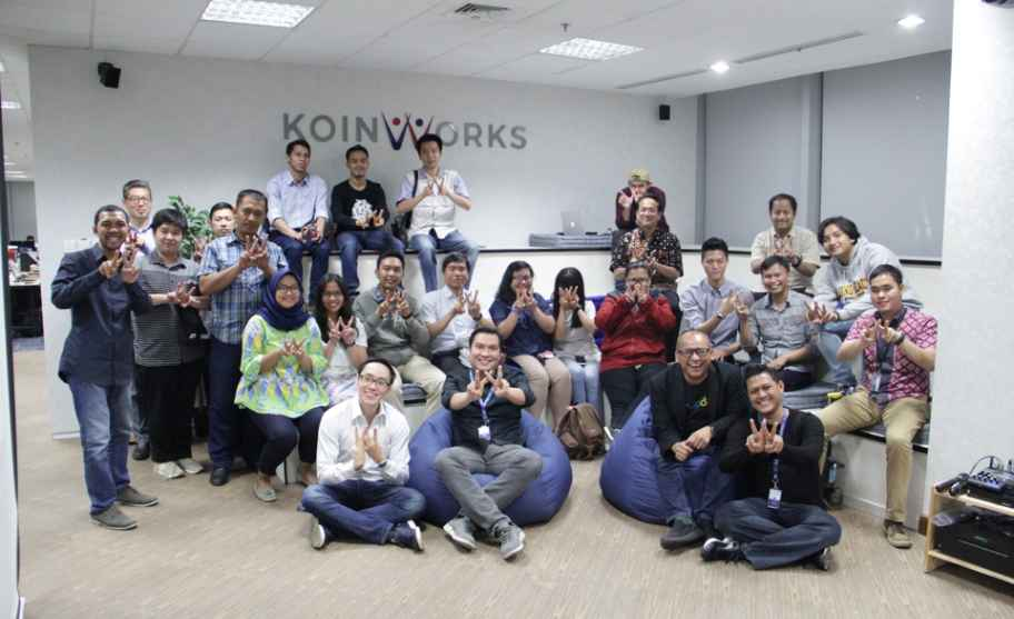 Indonesia's largest P2P lending platform KoinWorks raises $12.2 million Series B funding round